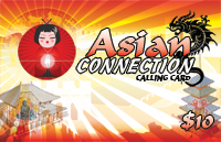 Asian Connection $10